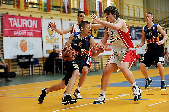 SUPERFINAL EEGBL U17 and EYBL U15 - Czluchow, Poland, 4-6 May 2012
